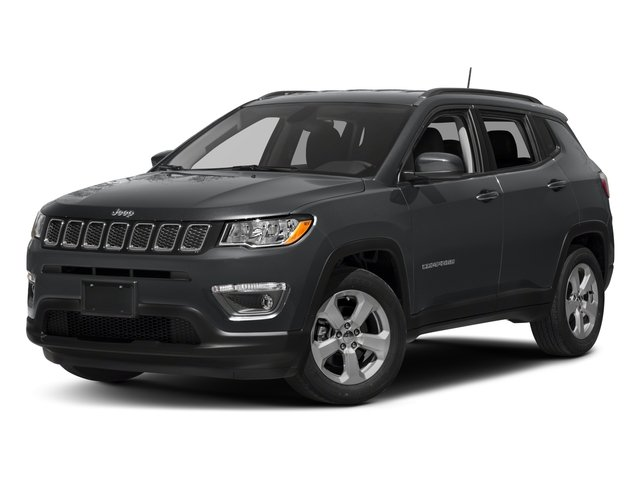 Used 2017 Jeep Compass Limited 4×4 Stock: JJ2315A