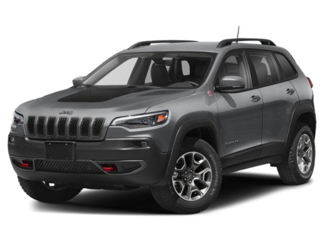 New 2021 Jeep Cherokee Trailhawk 4×4 Stock: JJ2334