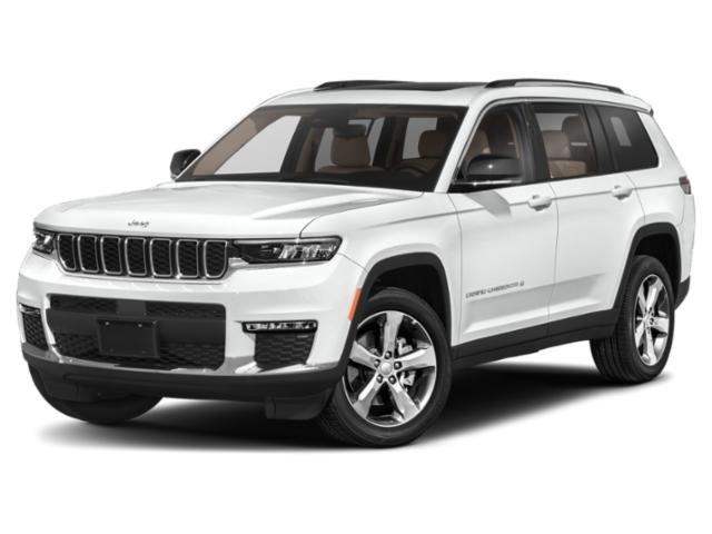 New 2021 Jeep Grand Cherokee L Altitude Sport Utility for sale in Grand Island NE