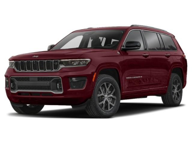 New 2021 Jeep Grand Cherokee L Limited Sport Utility for sale in Grand Island NE