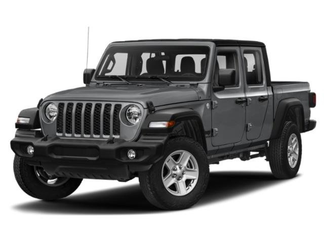 New 2021 Jeep Gladiator Willys Crew Cab Pickup for sale in Grand Island NE