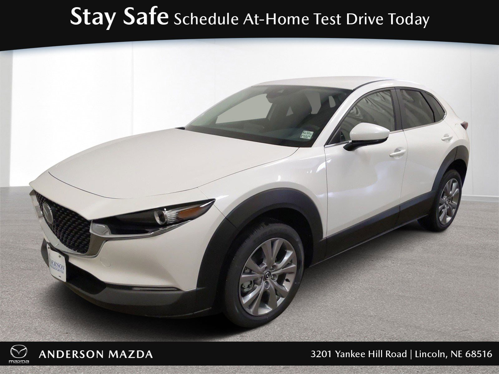 New 2020 Mazda CX-30 Select Package Sport Utility for sale in Lincoln NE