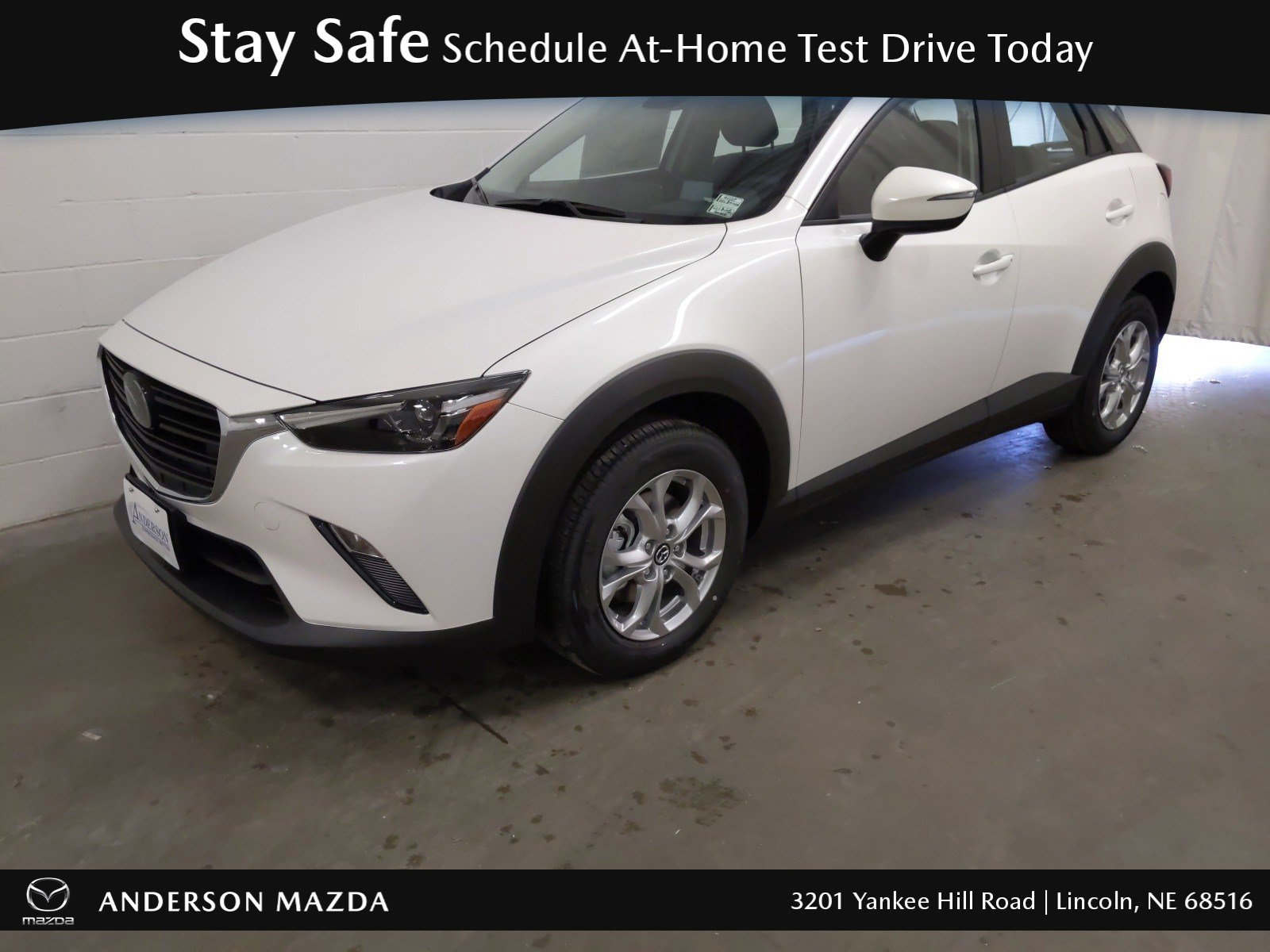 New 2020 Mazda CX-3 Sport Sport Utility for sale in Lincoln NE