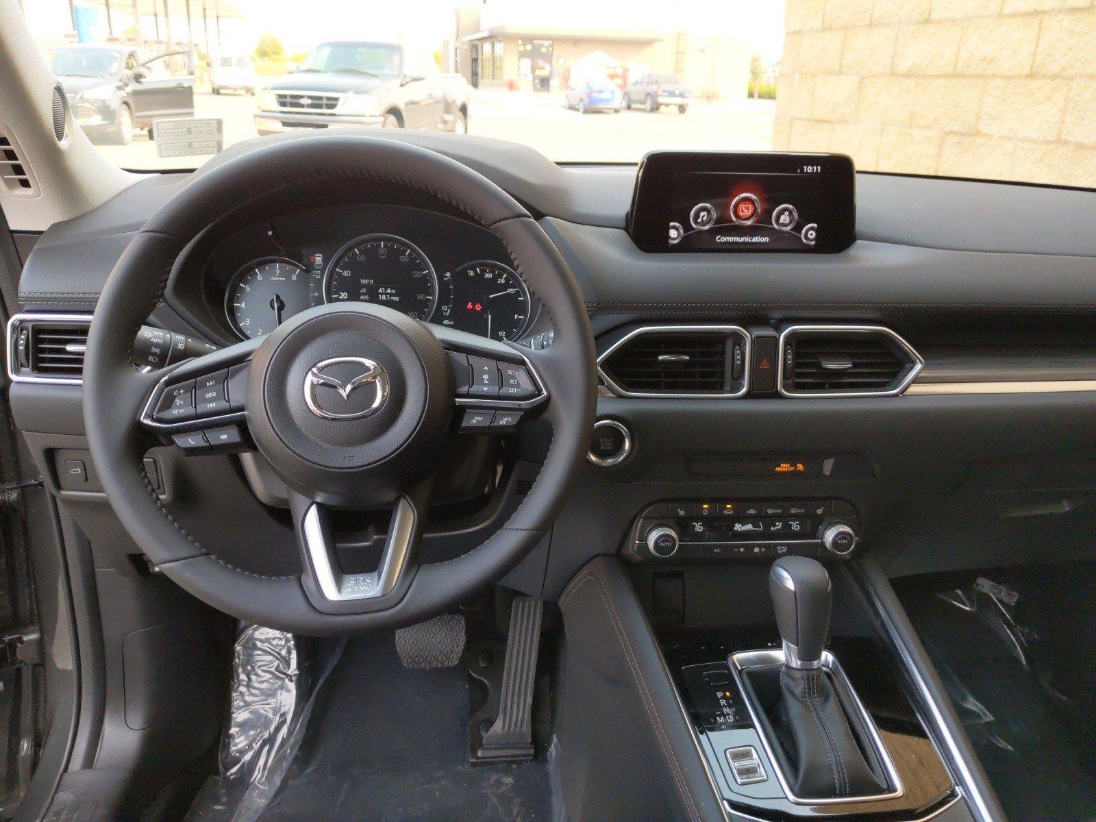 New 2020 Mazda CX-5 Grand Touring Sport Utility for sale in Lincoln NE
