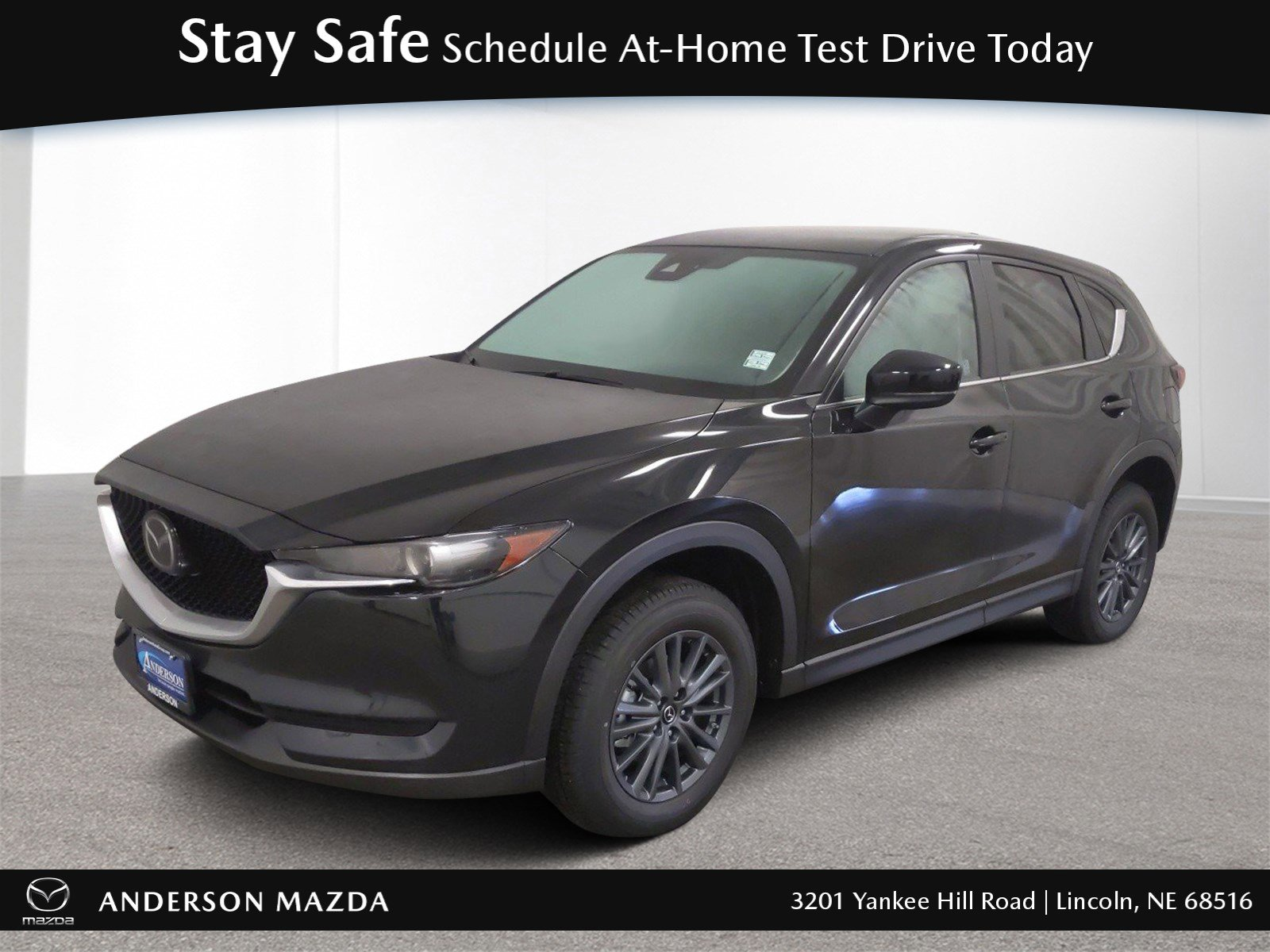 New 2020 Mazda CX-5 Touring Sport Utility for sale in Lincoln NE