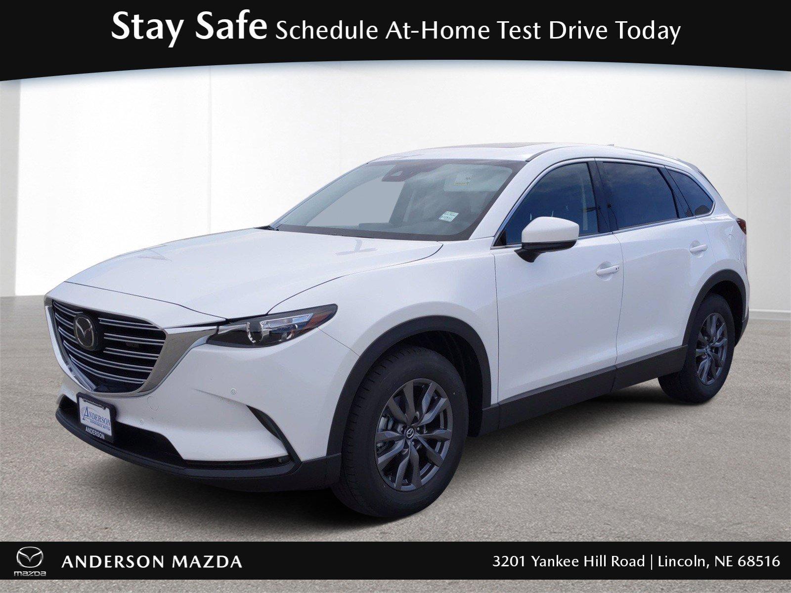 New 2021 Mazda CX-9 Touring Sport Utility for sale in Lincoln NE
