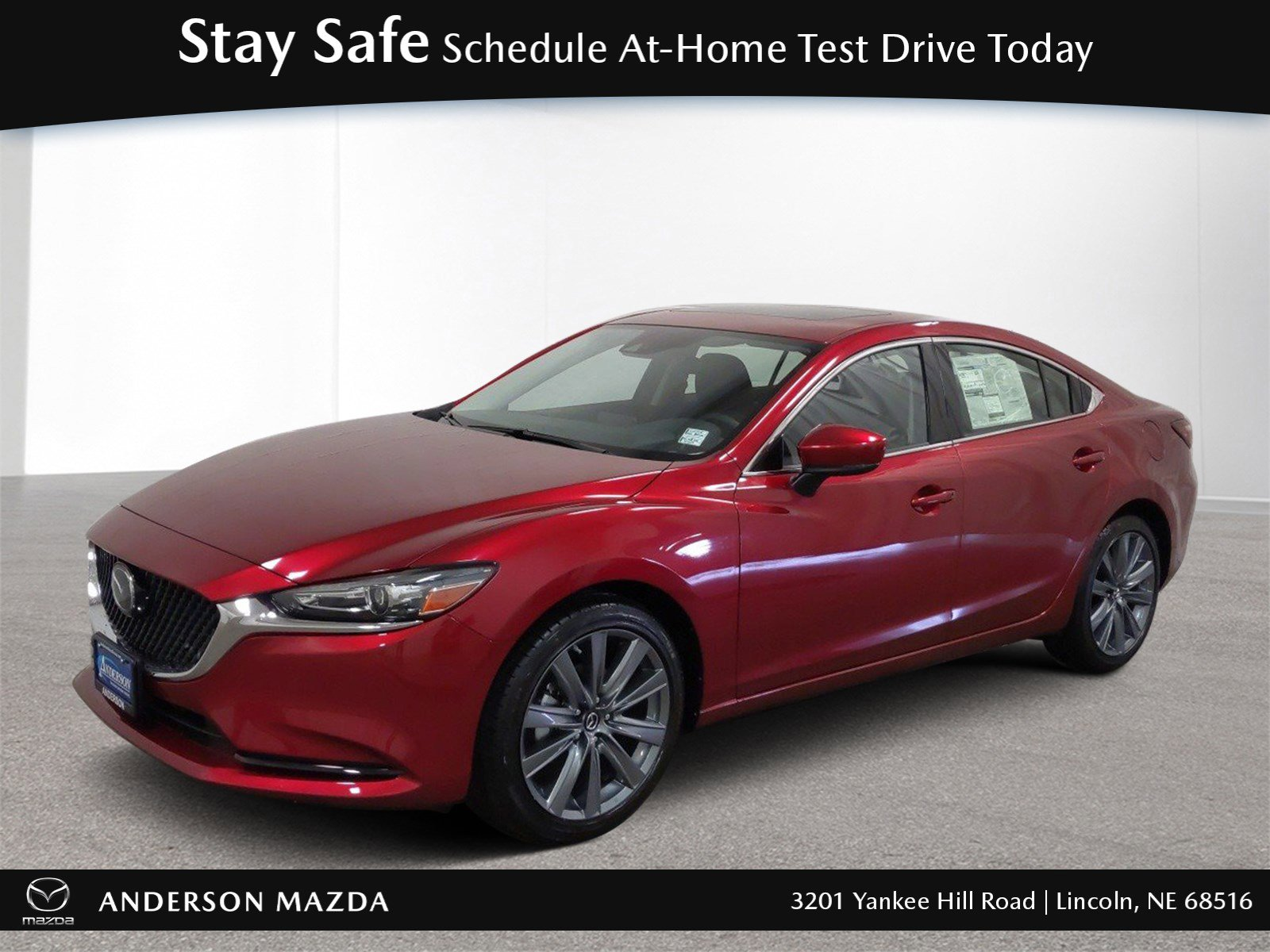New 2020 Mazda Mazda6 Touring 4dr Car for sale in Lincoln NE