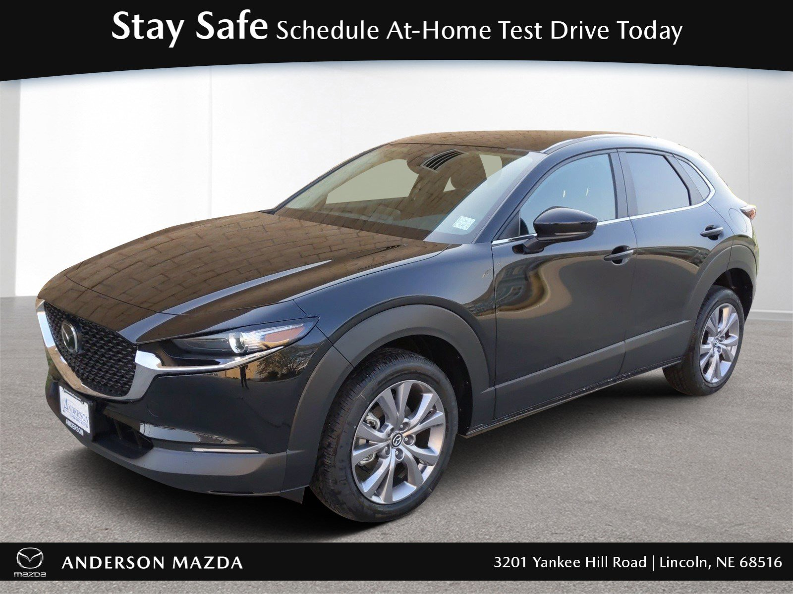New 2021 Mazda CX-30 Select Package Sport Utility for sale in Lincoln NE