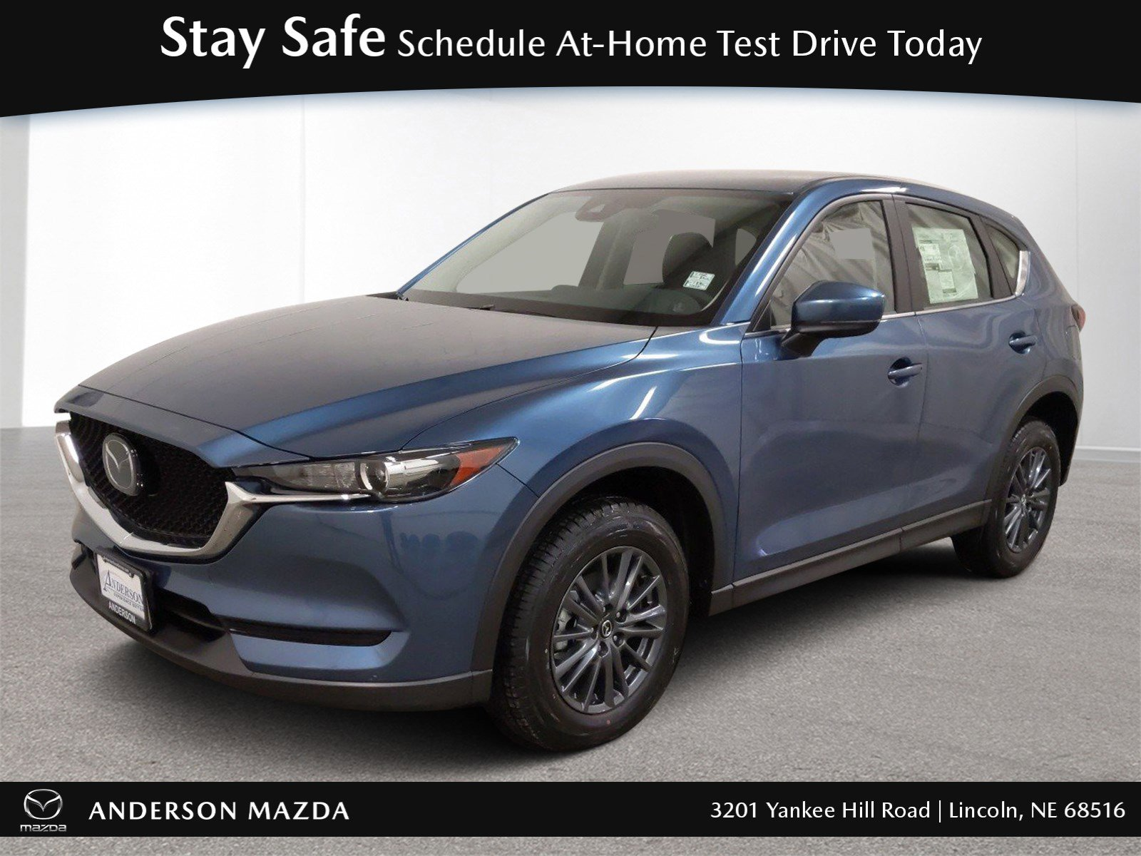 New 2020 Mazda CX-5 Sport Sport Utility for sale in Lincoln NE