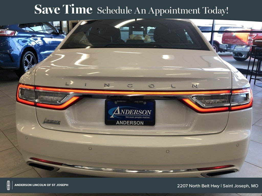 New 2019 Lincoln Continental Standard 4dr Car for sale in St Joseph MO