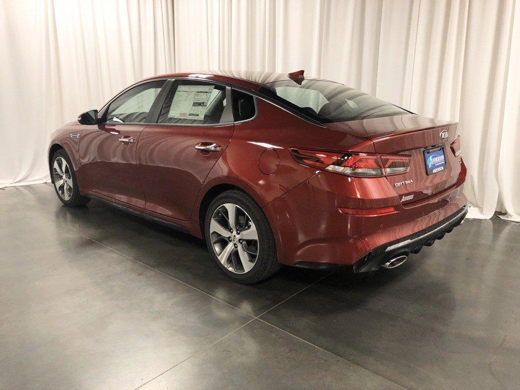 New 2020 Kia Optima S 4dr Car for sale in St Joseph MO
