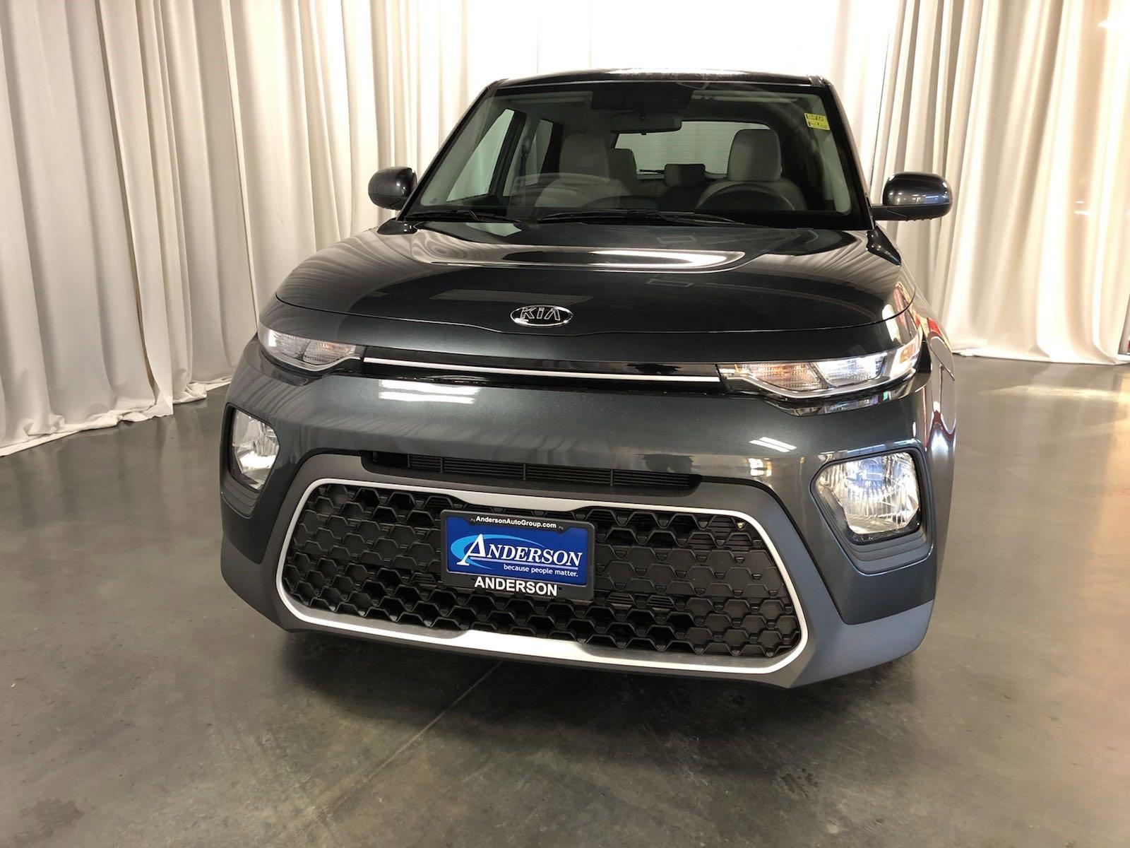 New 2020 Kia Soul LX Hatchback for sale in St Joseph MO