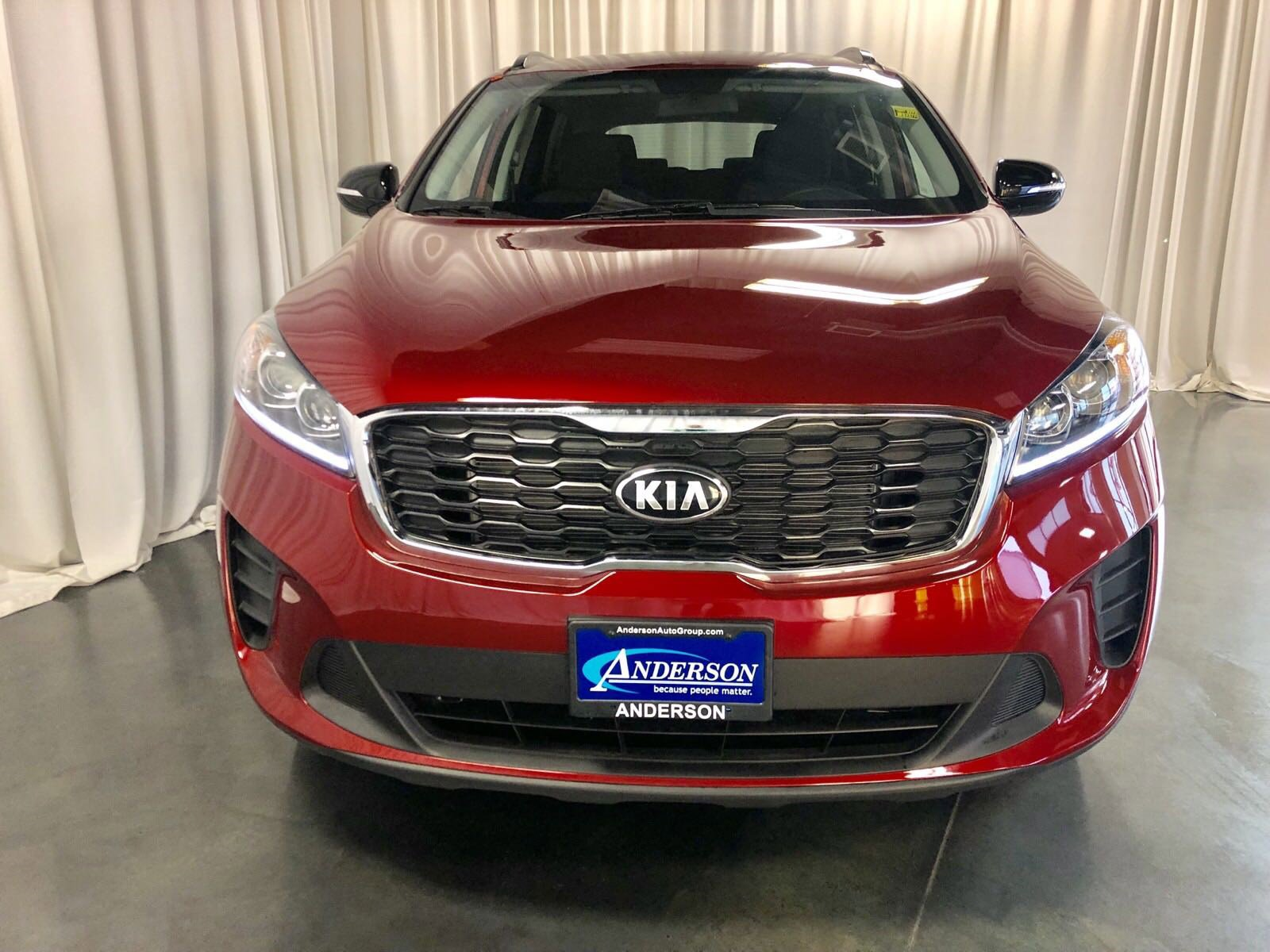 New 2019 Kia Sorento S V6 Sport Utility for sale in St Joseph MO