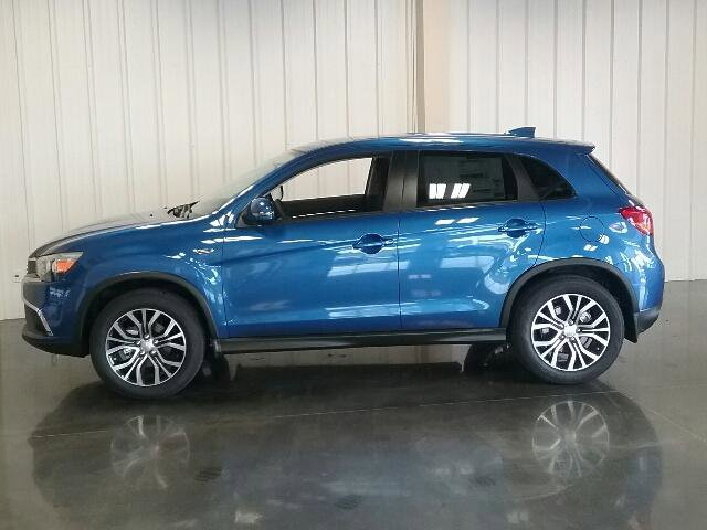 New 2017 Mitsubishi Outlander Sport ES 2.0 Sport Utility for sale in St Joseph MO