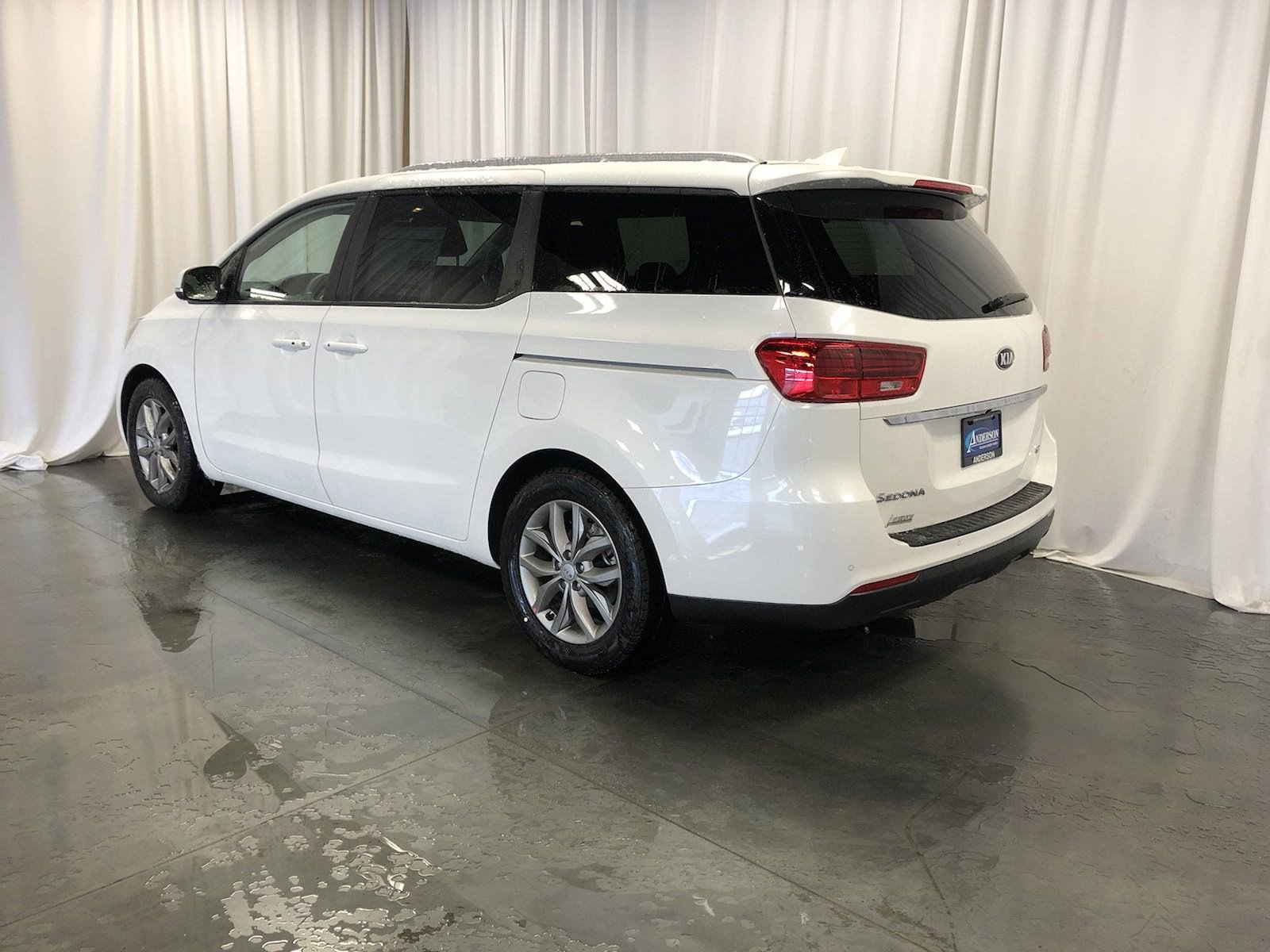 New 2020 Kia Sedona EX Mini-van for sale in St Joseph MO