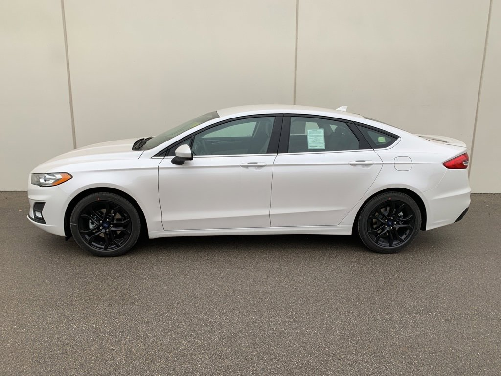 New 2019 Ford Fusion SE 4dr Car for sale in St Joseph MO