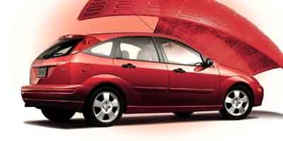 2004 Ford Focus ZX5 4dr Hatchback for sale at Berea Auto Mall