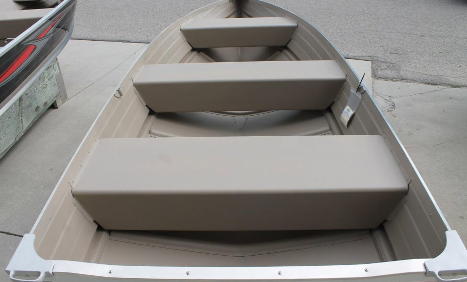 2019 Smoker Craft boat for sale, model of the boat is 12 CANADIAN & Image # 3 of 4