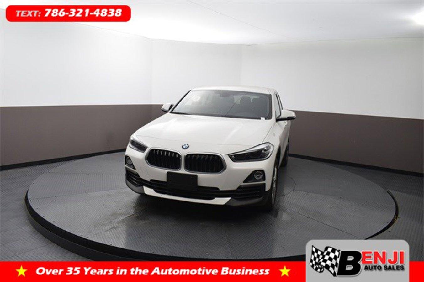 Used BMW X2 2018 BROWARD SDRIVE28I