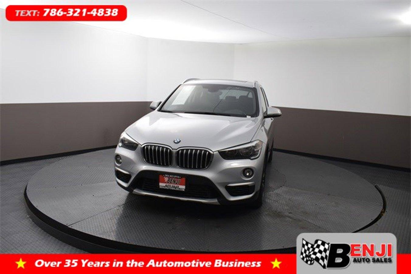 Used BMW X1 2018 BROWARD XDRIVE28I