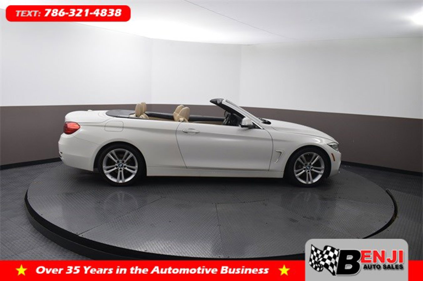 Used BMW 4-SERIES 2016 BROWARD 428I