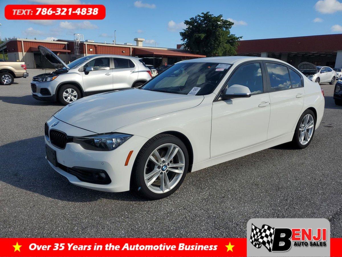 Used BMW 3-SERIES 2017 BROWARD 320I