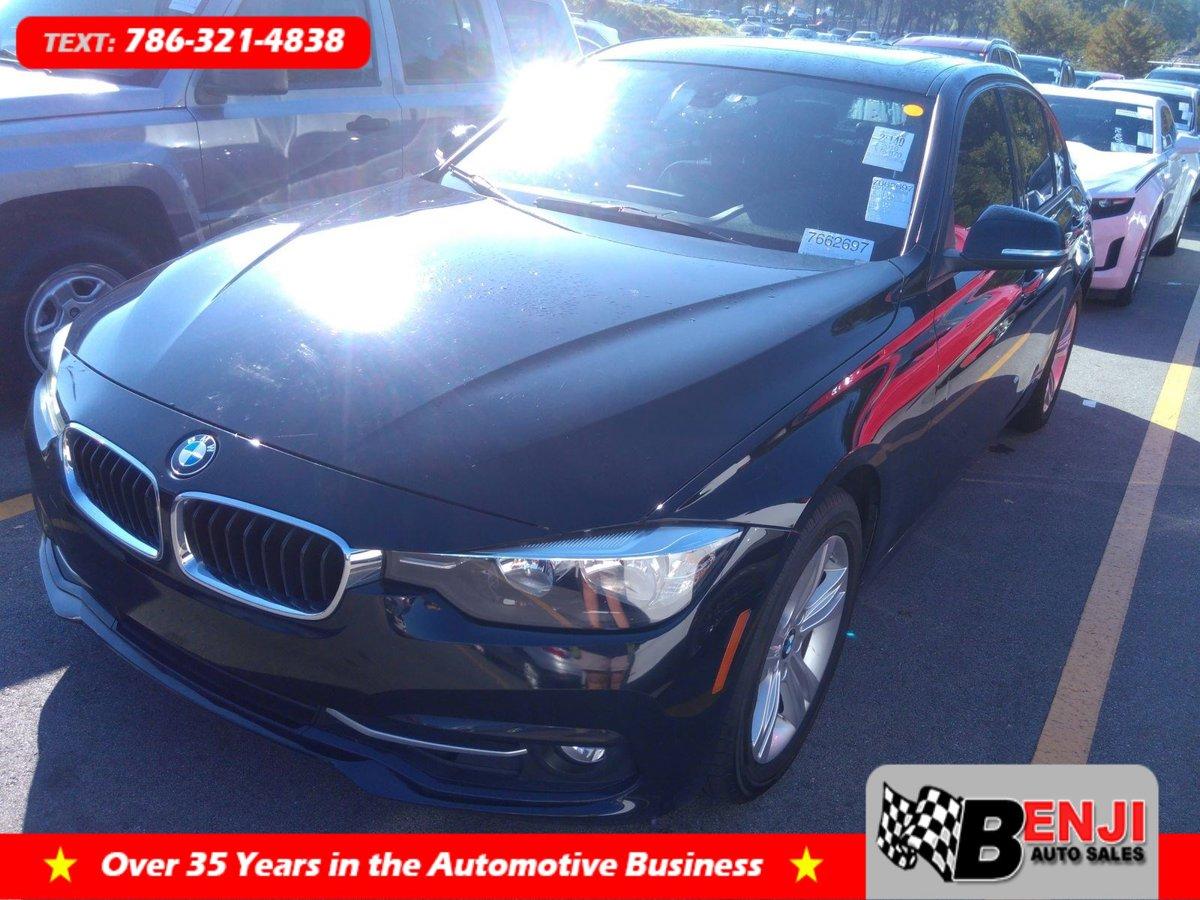 Used BMW 3-SERIES 2016 BROWARD 328I