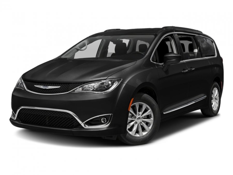 Used CHRYSLER PACIFICA 2017 BROWARD TOURING-L