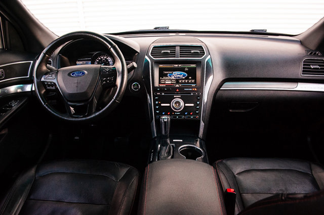 2016 Ford Explorer Sport / REMOTE START / HEATED SEATS / BACK UP CAM / MOON ROOF