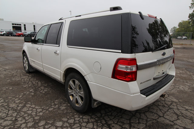 2015 Ford Expedition Max Platinum - AS TRADED -