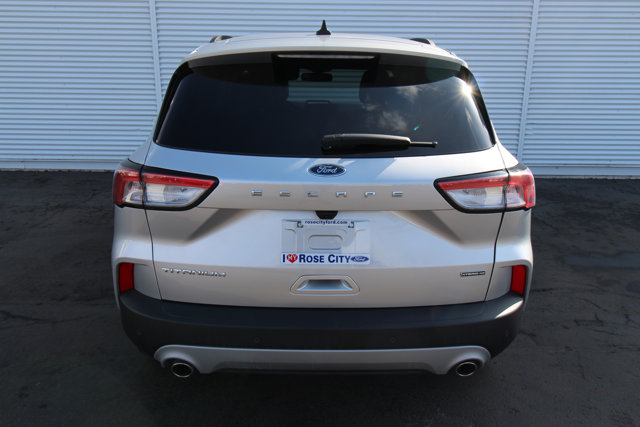 2020 Ford Escape Titanium Hybrid - Daily Rental - / LEATHER / HEATED SEATS / NAVI