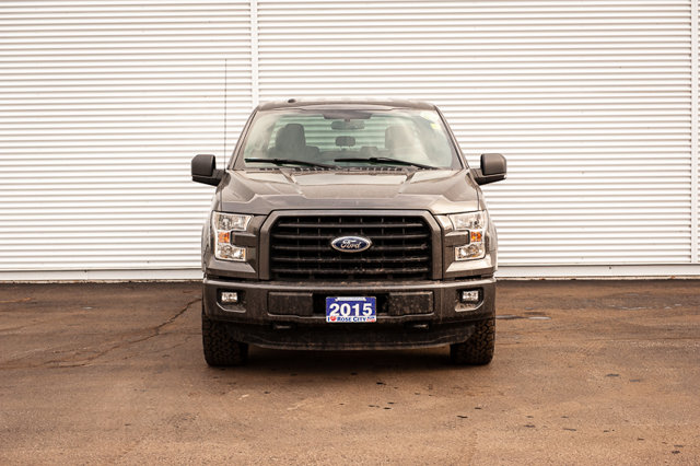2015 Ford F-150 XLT / 5.0L V8 / ACCIDENT FREE / BACK UP CAM / CLOTH