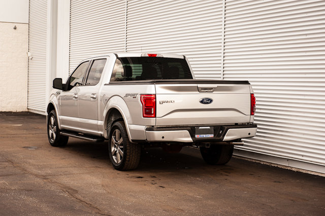 2017 Ford F-150 Lariat / LEATHER / BACK UP CAM & SENSORS / REMOTE START / NAV