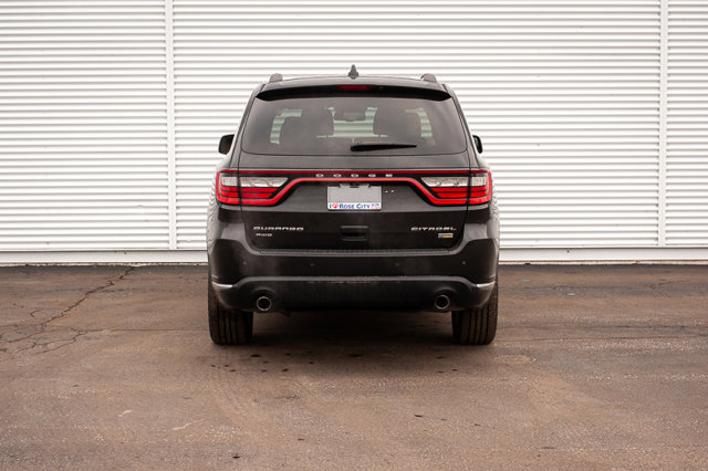 2015 Dodge Durango Citadel / BACK UP CAM / HEATED LEATHER SEATS / SUN ROOF / NAV