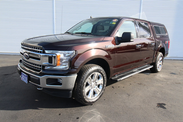 2019 Ford F-150 XLT / CLOTH / NAV / REMOTE START / TRAILGATE STEP / TRAILER TOW