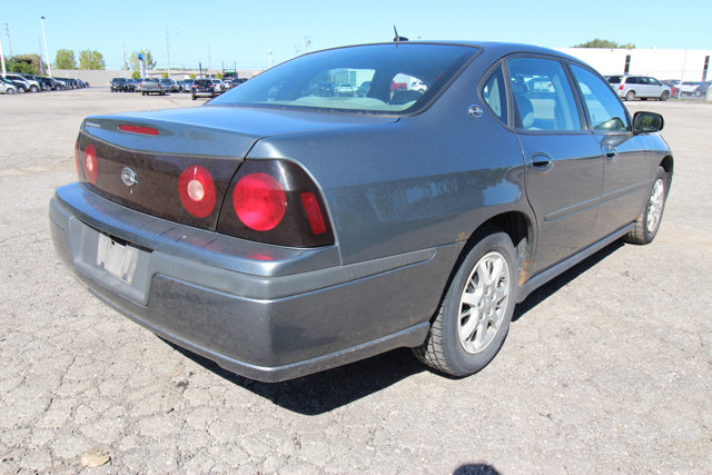 2005 Chevrolet Impala BASE - AS TRADED -