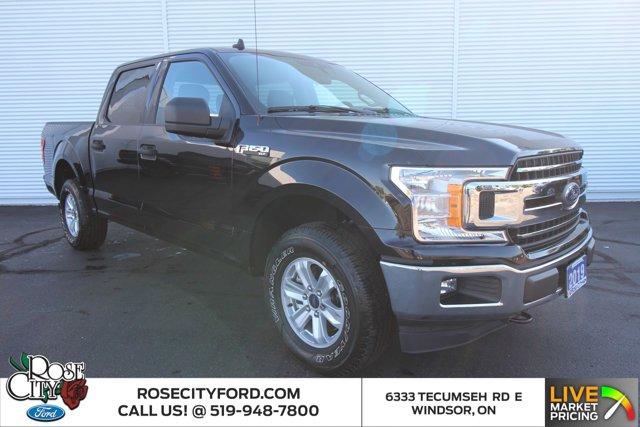2019 Ford F-150 XLT   CLOTH   BACK UP CAM   FORDPASS