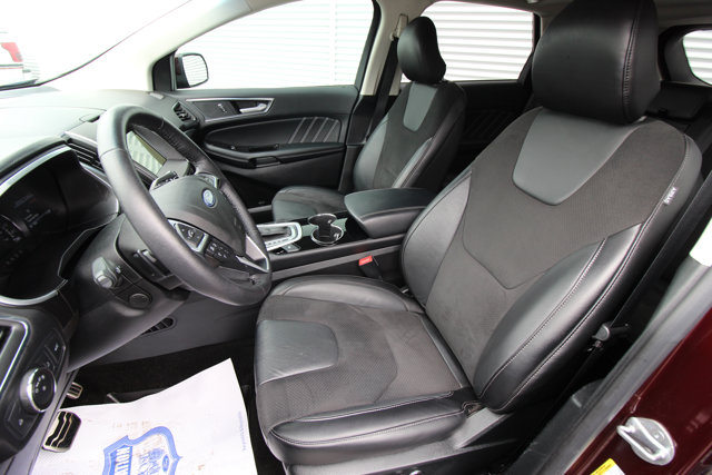 2018 Ford Edge Sport   LEATHER   HEATED & COOLED SEATS   MOONROOF   NAV  