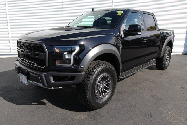 2019 Ford F-150 Raptor / MOON ROOF / HEATED LEATHER / NAV / 360 CAM / TRAILER PK