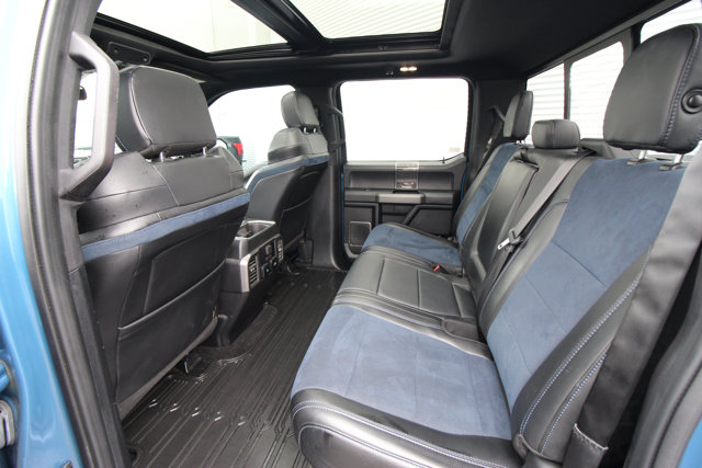 2019 Ford F-150 Raptor   HEATED & COOLED SEATS   BED EXTENDER   RUNNING BOARDS 