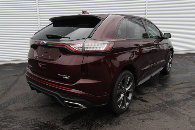 2018 Ford Edge Sport | LEATHER | HEATED & COOLED SEATS | MOONROOF | NAV |