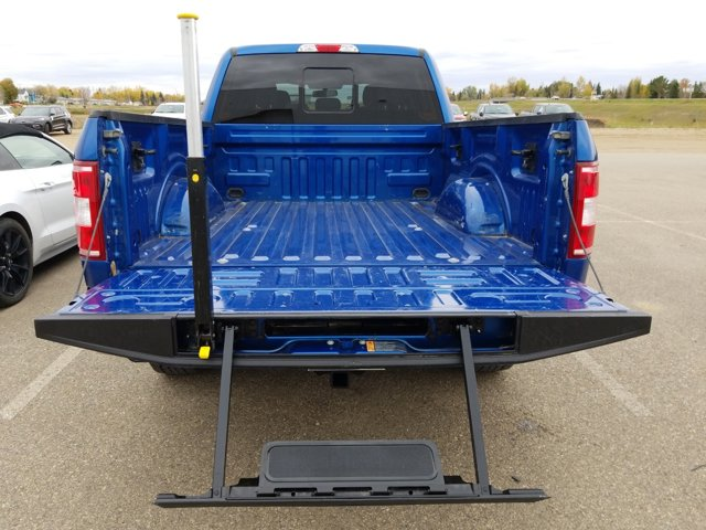 2018 Ford F-150 XLT- WITH XTR PKG & MAX TOW TRAILER PKG