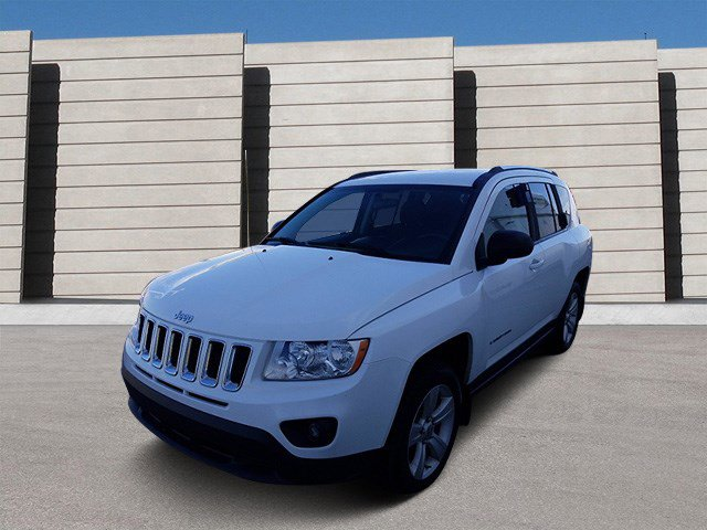 2013 Jeep Compass North- WITH 4WD & CLOTH BUCKET SEATS