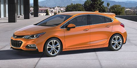 2017 Chevrolet Cruze Premier With Sunroof