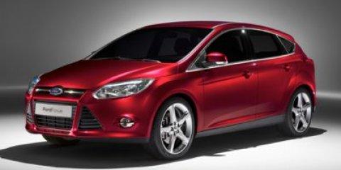 2014 Ford Focus FOCUS SE