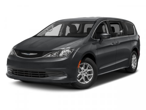 New 2017 Chrysler Pacifica in Oak Lawn Illinois