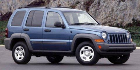 Location: Gilbert, AZ2006 Jeep Liberty Sport in Gilbert, AZ