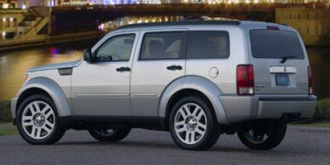 2008 DODGE NITRO 4WD 4DR SLT