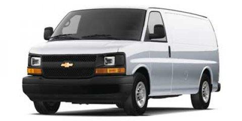 2008 Chevrolet Express Cargo Van  Miles 0Color Summit White Stock 3552 VIN 1GCGG25C181119920
