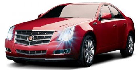 2009 Cadillac CTS RWD w1SA Miles 68668Color Black Cherry Stock W39B VIN